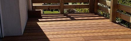 Réalisations de terrasse en bois - Gilles le Guen